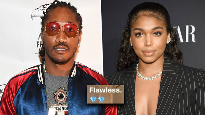 "Future hails &squot;girlfriend&squot; Lori Harvey as ""flawless"" on Instagram"