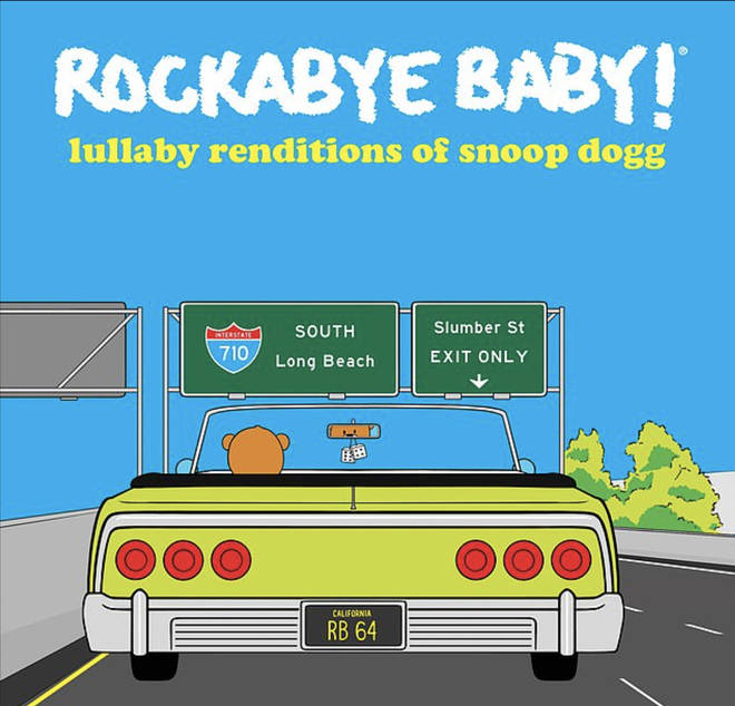 Snoop Dogg is releasing a lullabye album