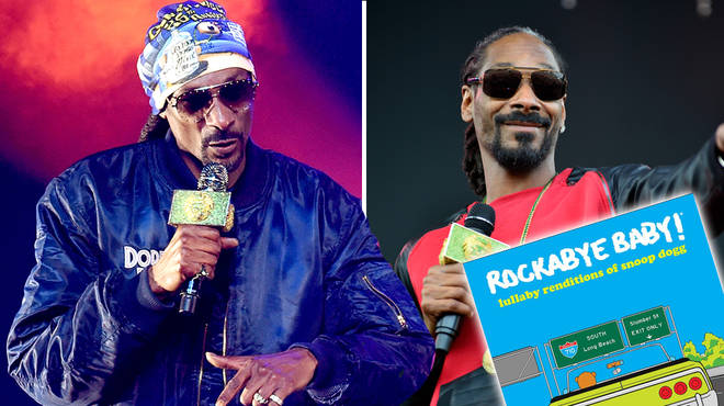 Snoop Dogg is releasing a lullaby album of his biggest songs