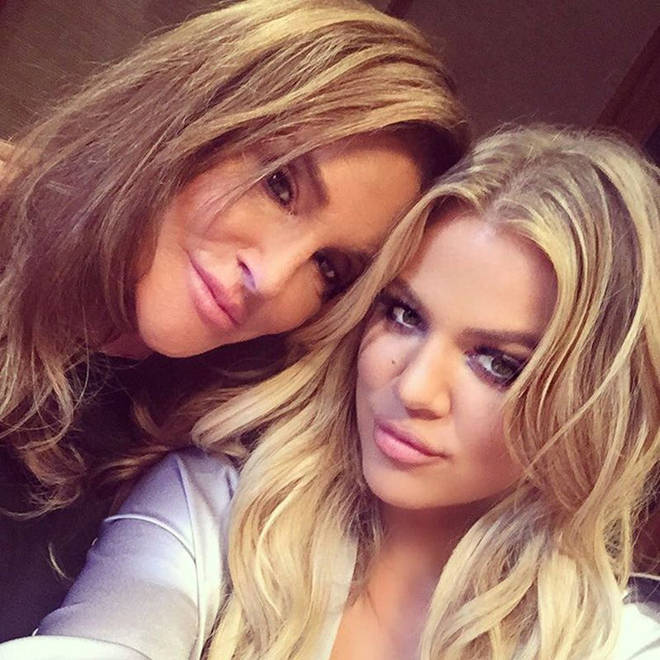 "Caitlyn Jenner claimed during I&squot;m A Celeb that Khloe was ""p*ssed off"" for some reason after her transition."