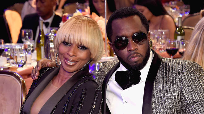 Diddy is executively producing a documentary about Mary J Blige.