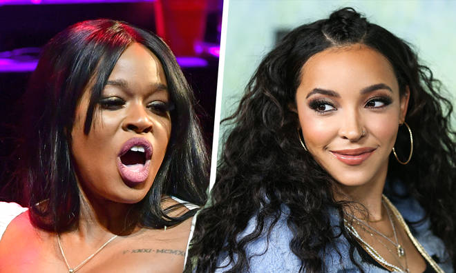 Tinashe claps back at Azealia Banks afte FKA Twigs copy claims