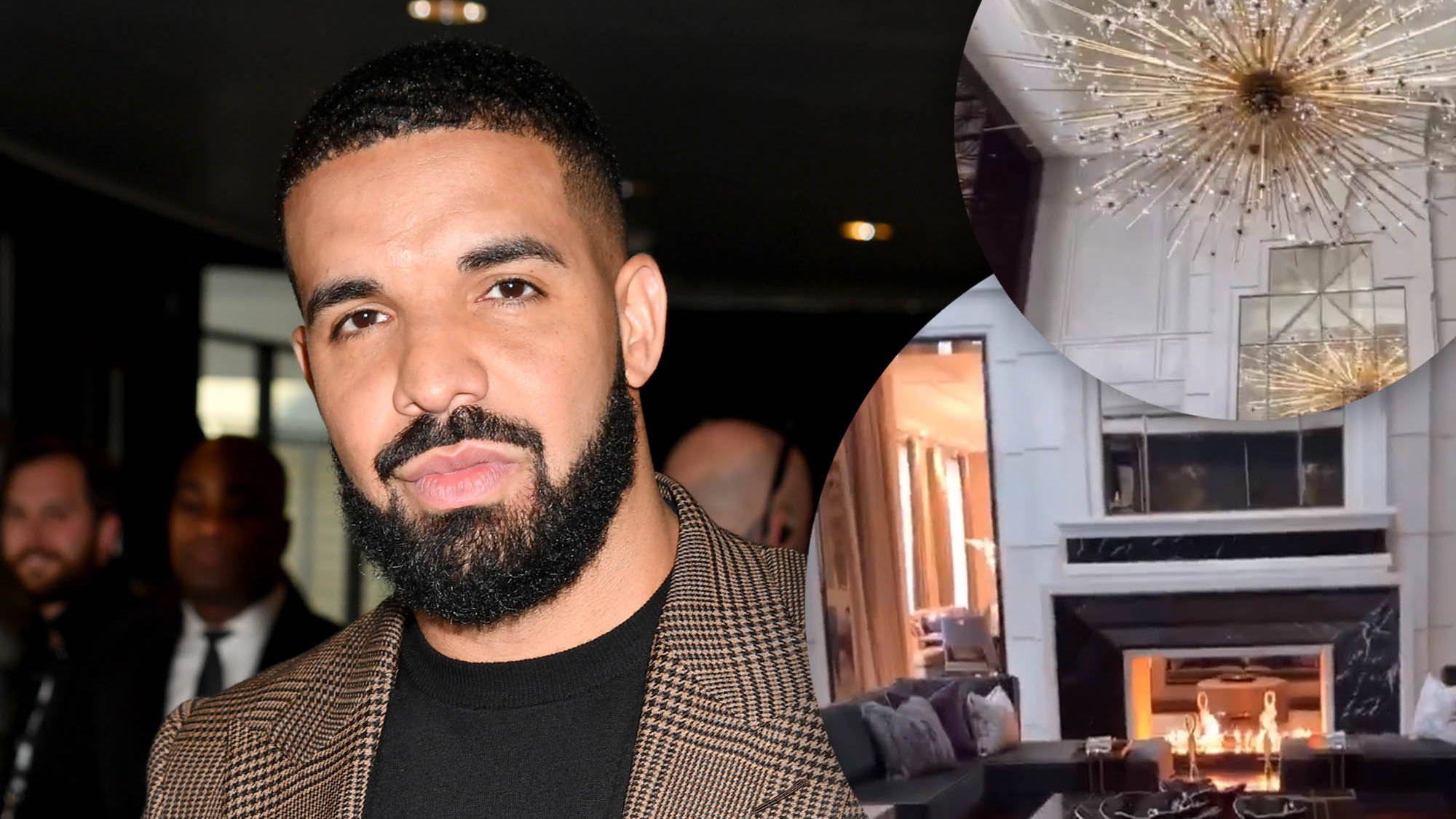 Inside Drake's multi-million dollar Toronto mega mansion