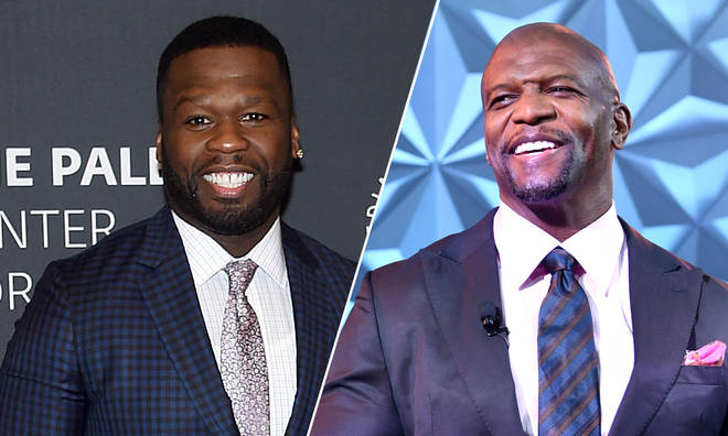 50 Cent & Terry Crews.