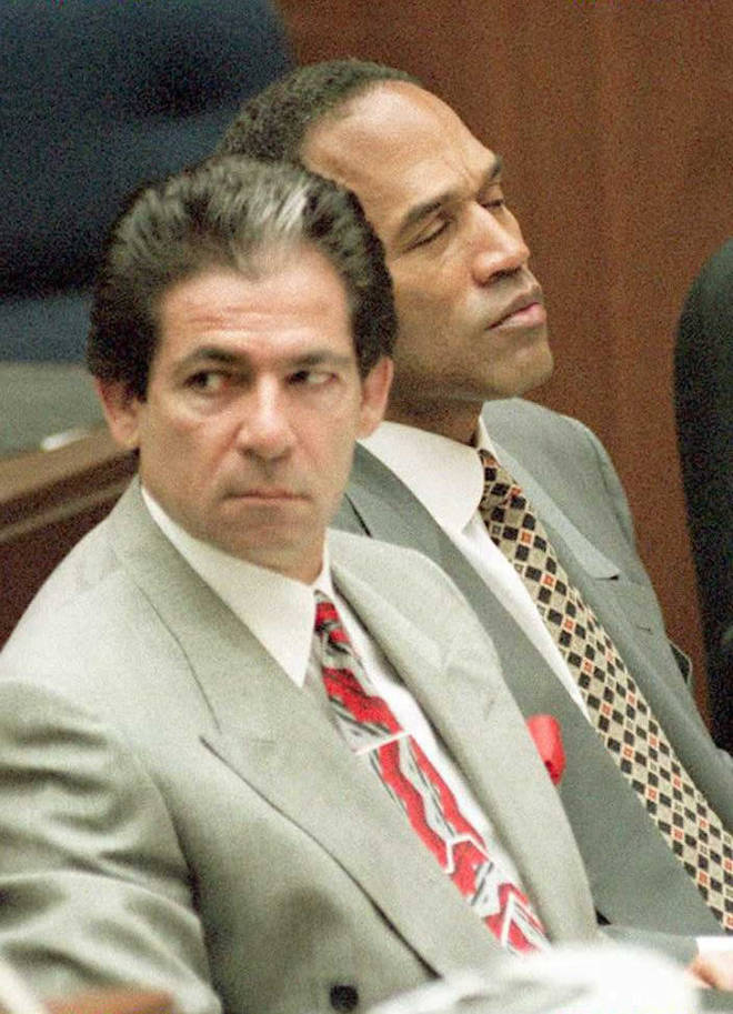Robert Kardashian was OJ Simpson's attorney during the infamous murder trial.