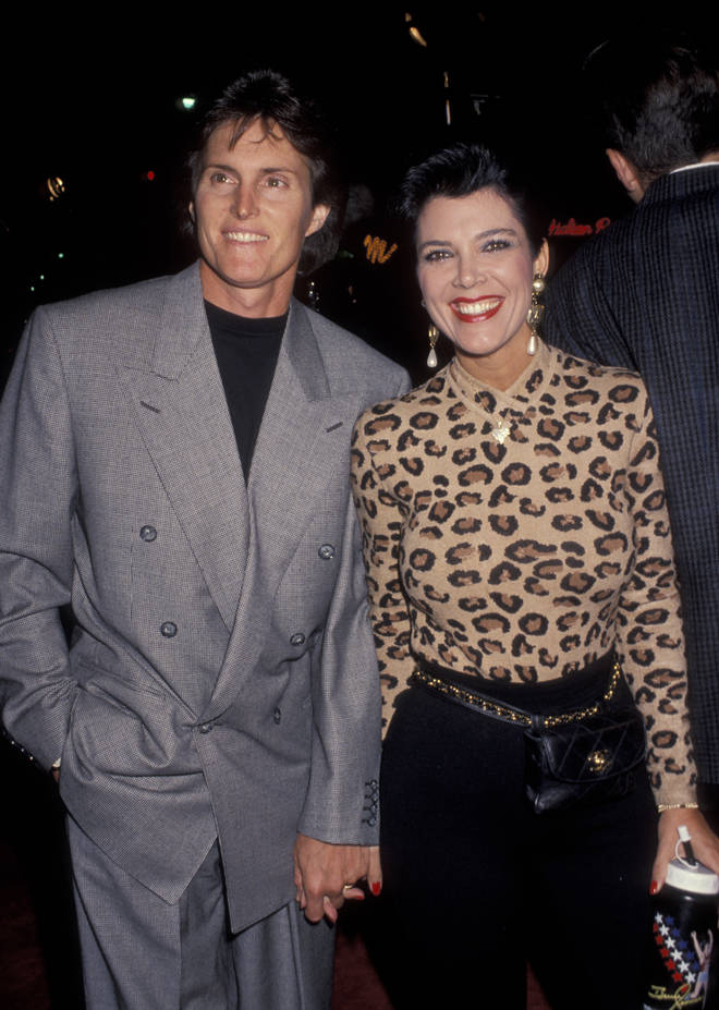 Cailtyn, then Bruce, was married to Robert Kardashian's ex-wife Kris Jenner - who was also Nicole's best friend - from 1991 to 2015.