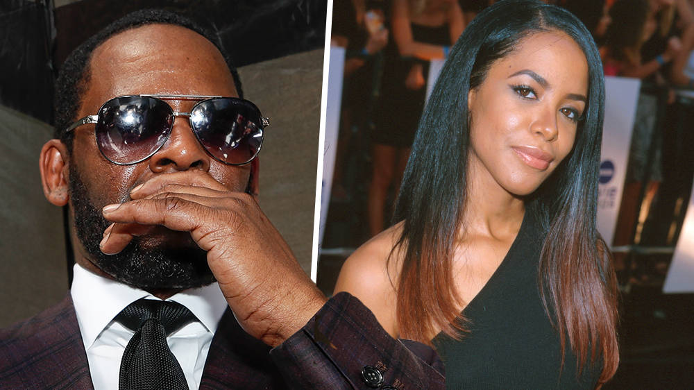 """R Kelly charged over """"disgusting"""" underage Aaliyah marriage 26 years on"""