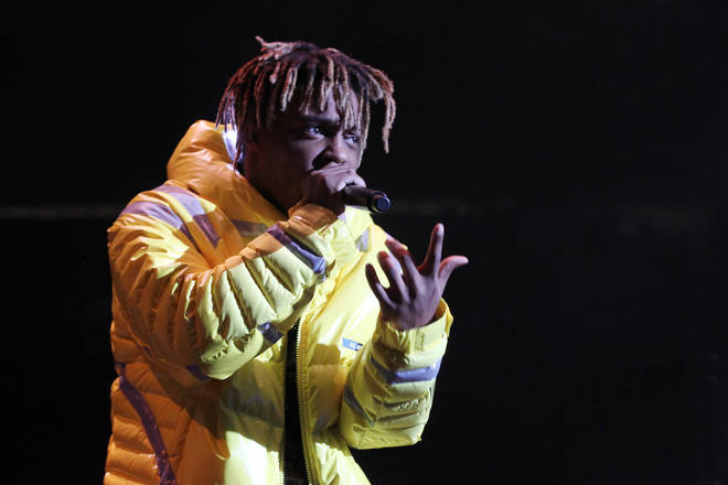 Juice WRLD, real name Jarad Anthony Higgins, died after suffering a seizure.