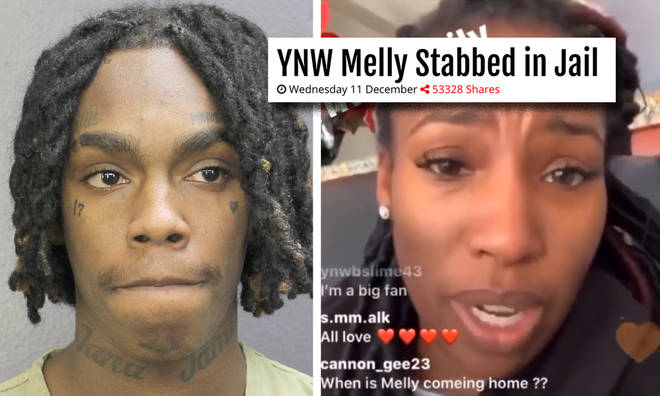 YNW Melly's mother claims rapper was not killed in jail