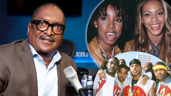 Mathew Knowles claims Beyoncé and Kelly were sexually harrassed by Jagged Edge members