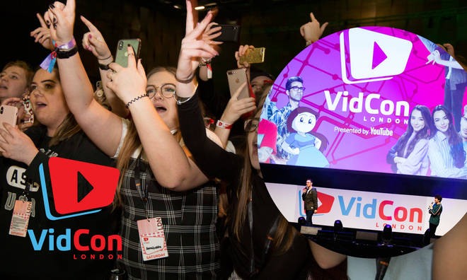 VidCon is coming back to London in 2020!