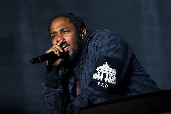 Recording artist Kendrick Lamar performs on the Samsung Stage during day two at Austin City Limits Music Festival 2016 at Zilker Park on October 1, 2016 in Austin, Texas. (Photo by Rick Kern/Getty Images for Samsung)