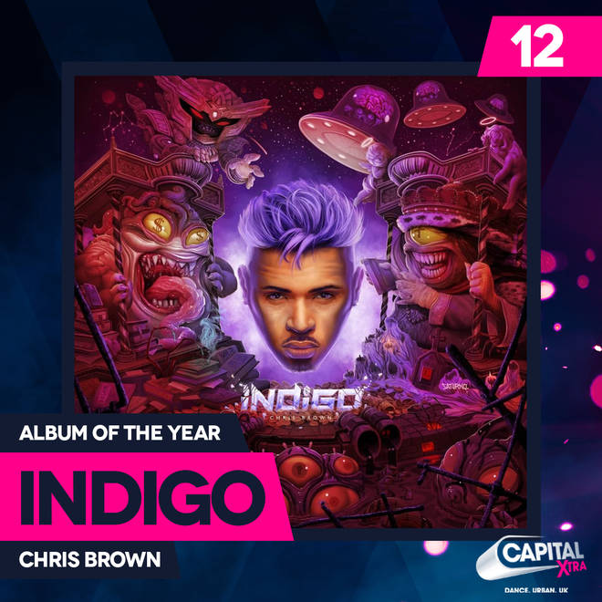 Chris Brown - Indigo
