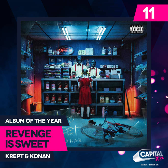 Krept & Konan - Revenge Is Sweet