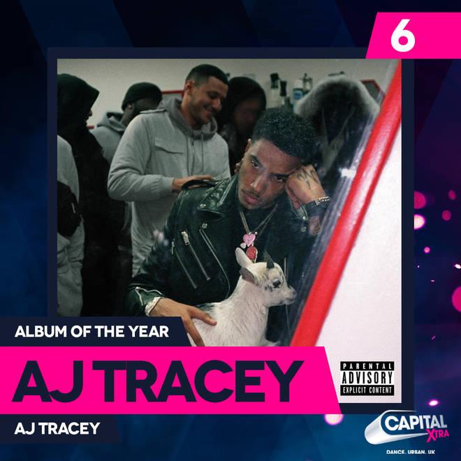 AJ Tracey - AJ Tracey