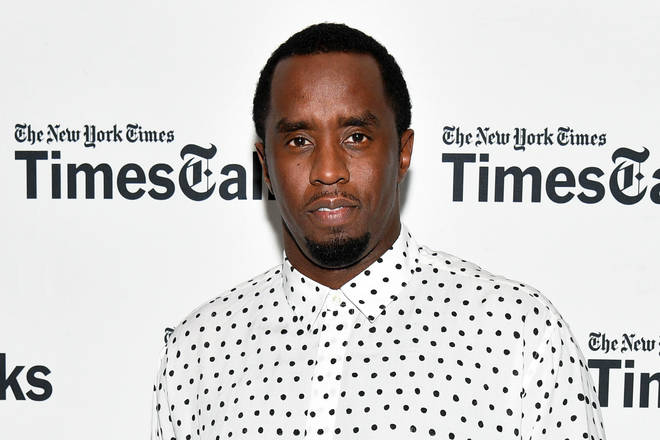 Sean 'Diddy' Combs attends TimesTalks Presents: An Evening with Sean 'Diddy' Combs at The New School on September 20, 2017 in New York City. (Photo by Dia Dipasupil/Getty Images)