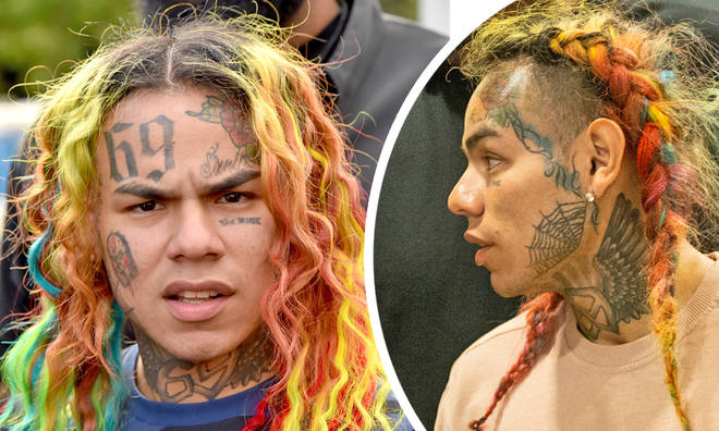 Tekashi 6ix9ine could be released from jail in 72 hours ...