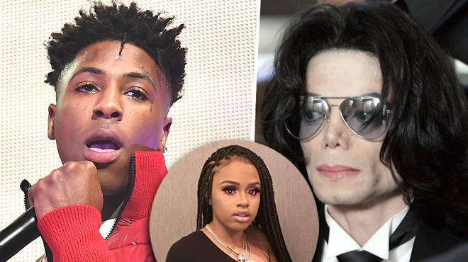 Nba Youngboy Disses Ex Iyanna Mayweather With Michael Jackson Remake Dirty Capital Xtra
