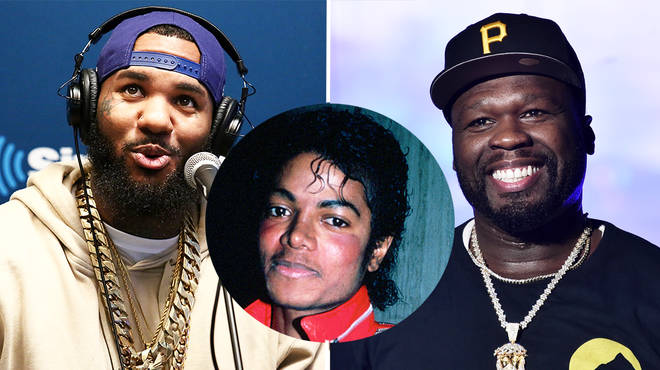 Michael Jackson wanted to collaborate with The Game and 50 Cent