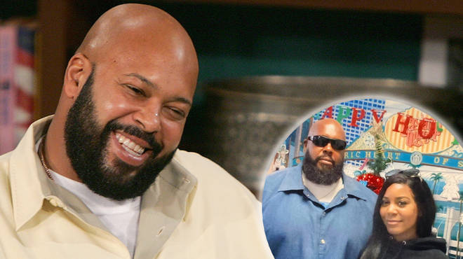 Suge Knight's daughter shares photo from jail visit