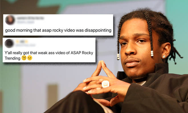 ASAP Rocky's alleged sex tape leaks online