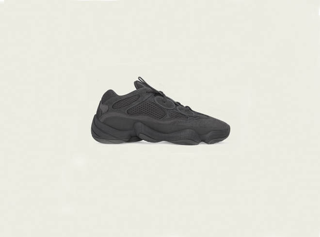 sports shoes 091b4 2000f Yeezy 500 'Utility Black': What They Cost And Where To Buy ...