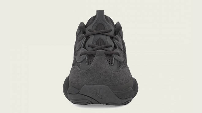 sports shoes 55306 0a2e8 Yeezy 500 'Utility Black': What They Cost And Where To Buy ...