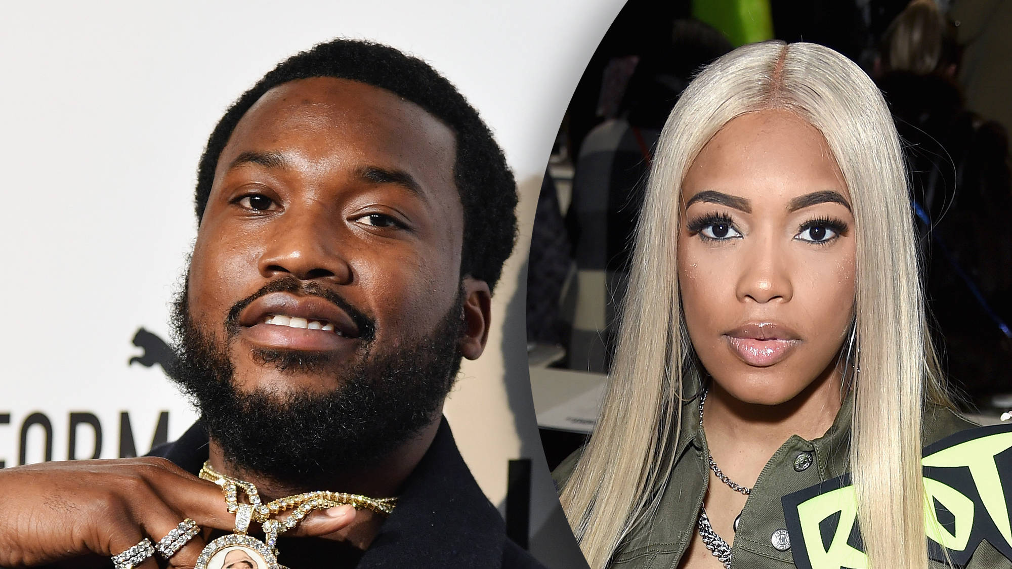 Image result for meek mill and milan harris images