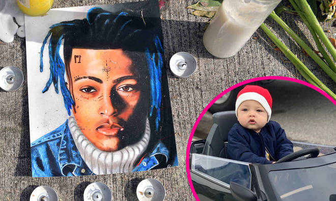 XXXTentacion's son Gekyume looks just like him in new photo