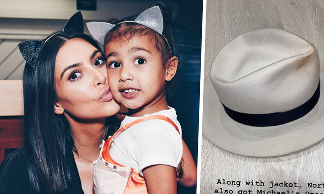 Kim Kardashian gifted daughter North West Michael Jackson's 'Smooth Criminal' outfit for Christmas