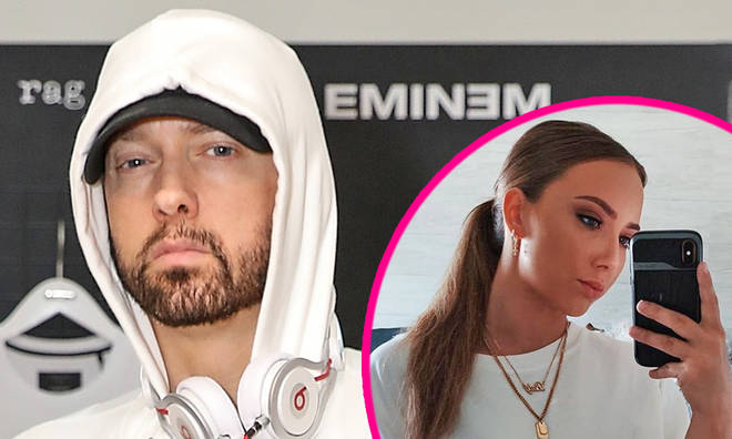 """Eminem&squot;s daughter Hailie wows with """"stunning"""" look on 24th birthday"""