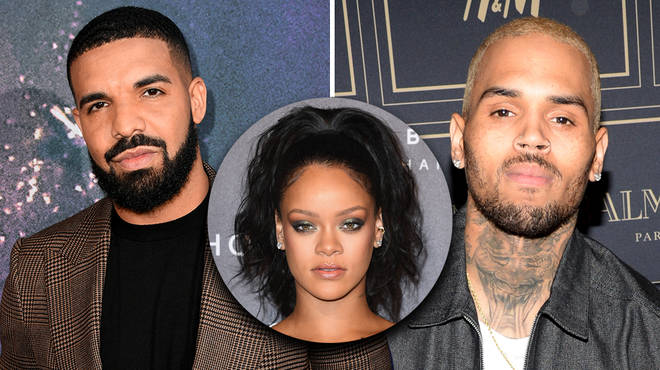 Drake has been slammed following his comments about Rihanna, while discussing Chris Brown beef