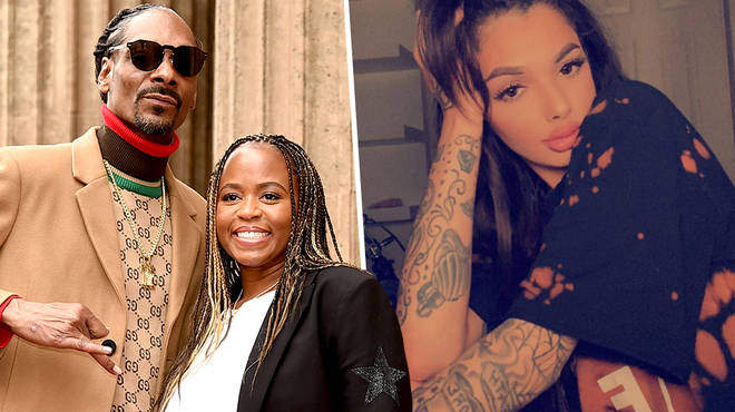 Snoop Dogg's wife speaks after Celina Powell alleges she had an affair with the rapper