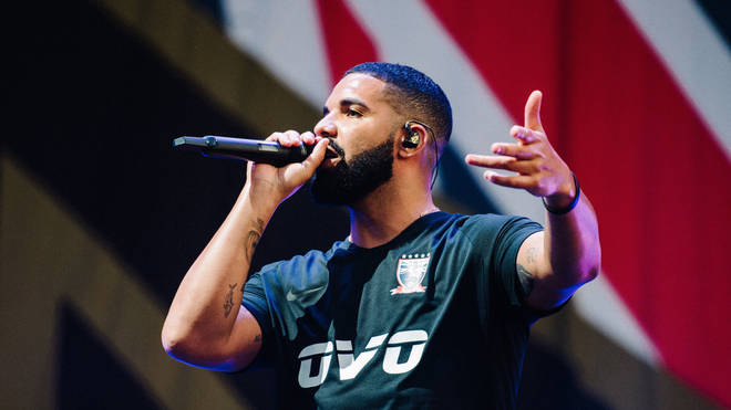 Drake Performing At Wireless Festival 2018