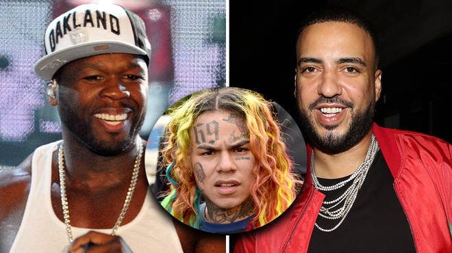 50 Cent and French Montana have been trolling each other online