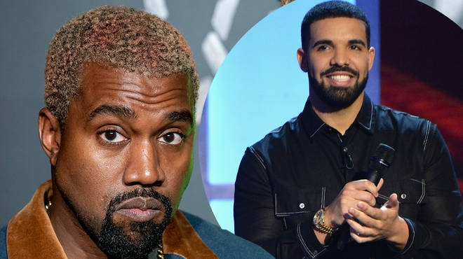 "Kanye West responds to Drake&squot;s ""secular music"" comments"