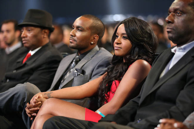 Gordon and Bobbi Kristina went public with their romance following Houston's death.