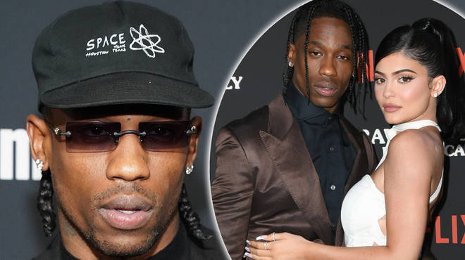 Travis Scott has hinted that the split was due to 'a million outside voices interfering'