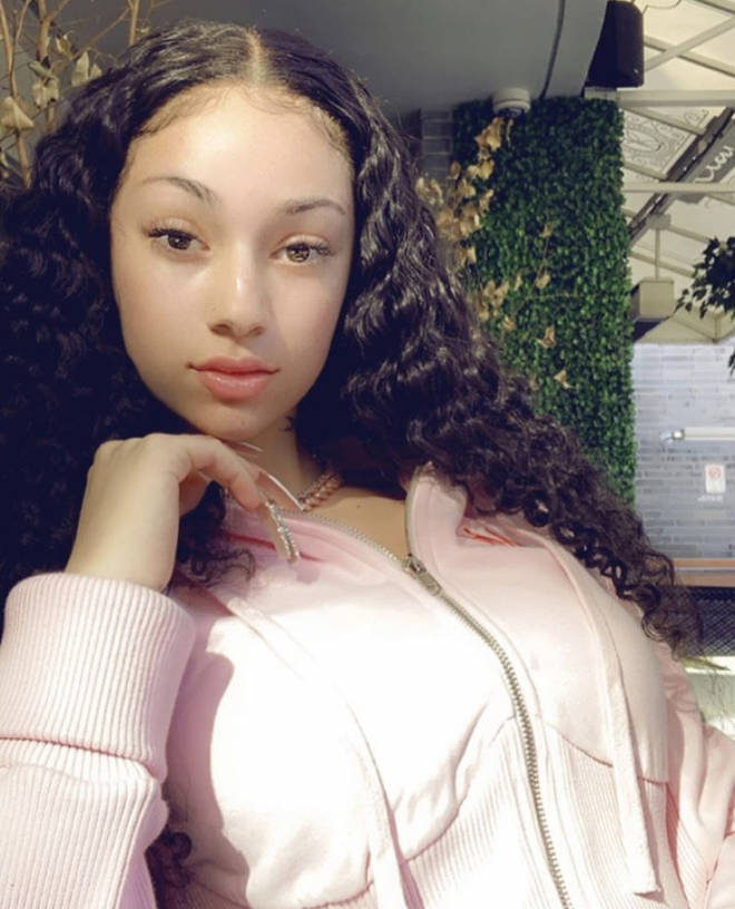 Bhad Bhabie, real name Danielle Bregoli, has denied going under the knife.