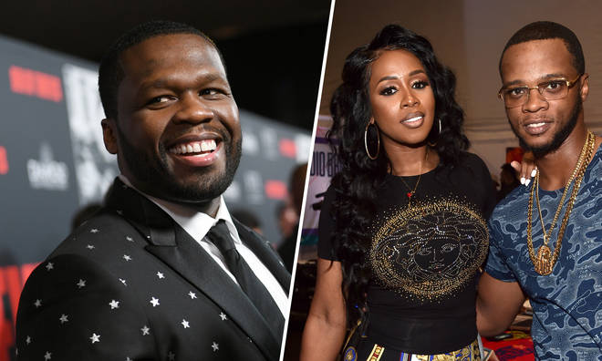 50 Cent, Remy Ma & Papoose.