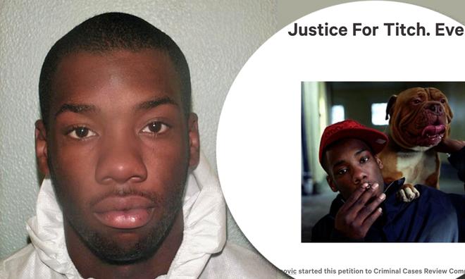 Crazy Titch retrial petition launches online