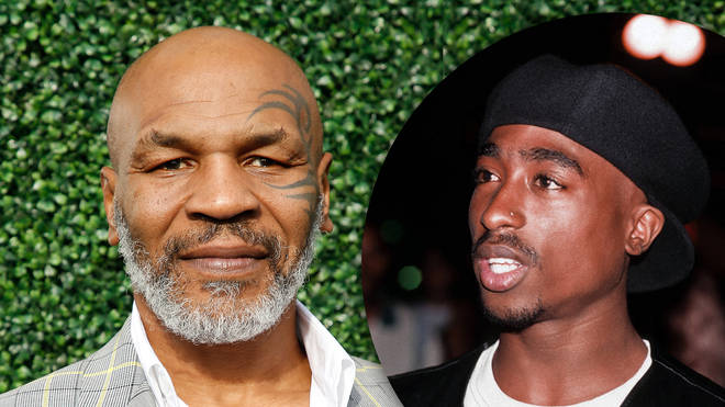 Mike Tyson recalled the time close friend Tupac visited him in prison.