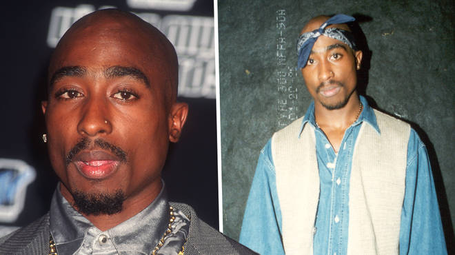 The car Tupac got shot in is up for auction