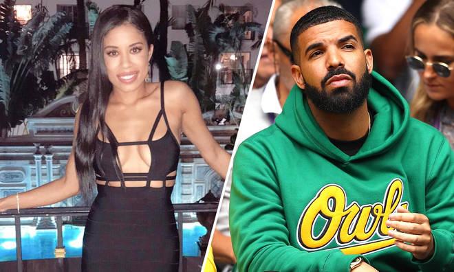 Keshia Chante & Drake.