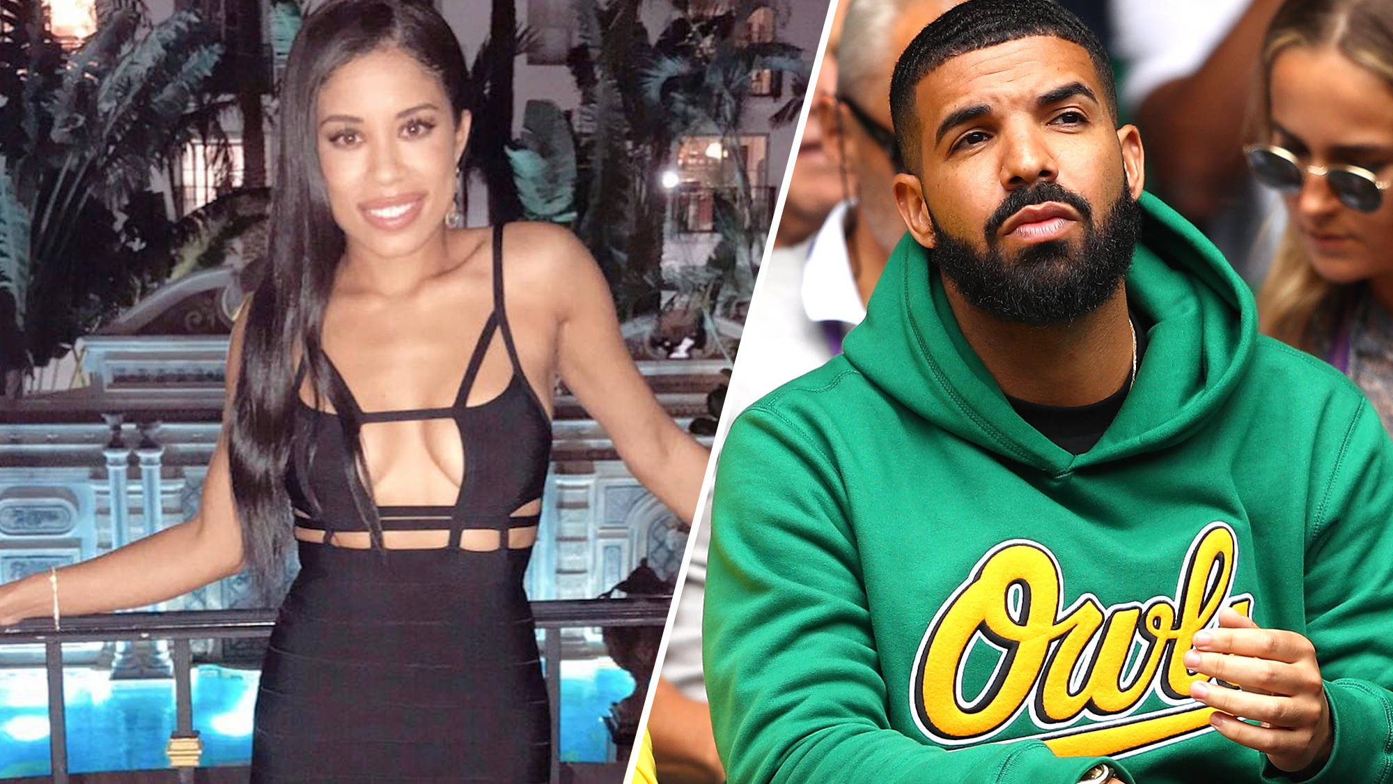 Drake's Ex-Girlfriend 'KeKe' Responds After Fans Start