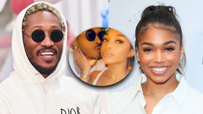 Future & Lori Harvey confirm their relationship with intimate kissing video