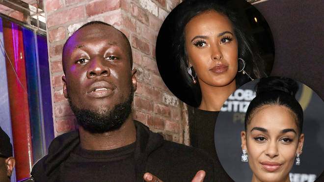 Stormzy has denied cheating on Maya Jama amid ongoing speculation he hooked up with Jorja Smith.