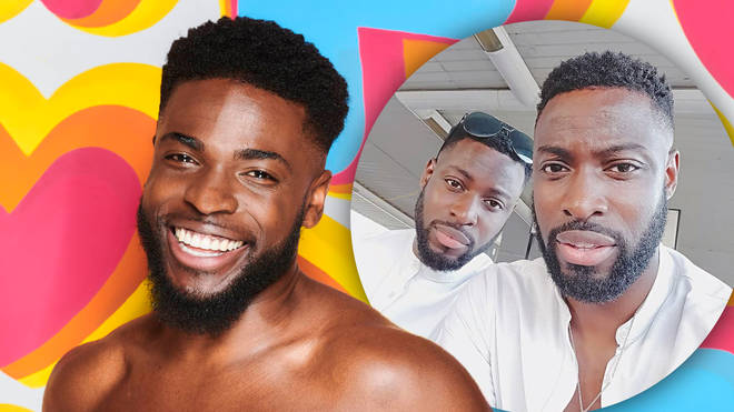Love Island's Mike Boateng's twin brothers Andrew and Samuel are sending fans into a frenzy.