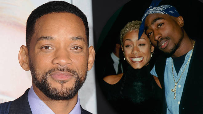 Will Smith opens up about Jada Pinkett Smith & Tupac relationship