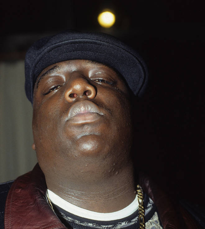 The Notorious B.I.G. - whose real name was Christopher Wallace - has been inducted into the Rock and Roll Hall of Fame.